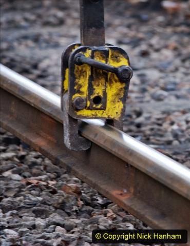 2020-01-06 Track renewal Cowpat Crossing to just beyond Dickers Crossing. (140) 140