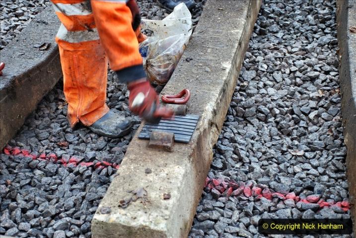 2020-01-08 Track renewal Cowpat Crossing to just beyond Dickers Crossing. (179) 179