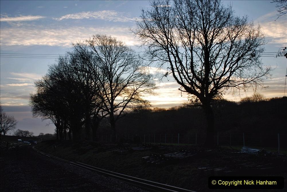 2020-01-09 Track renewal Cowpat Crossing to just beyond Dickers crossing. (2) 002