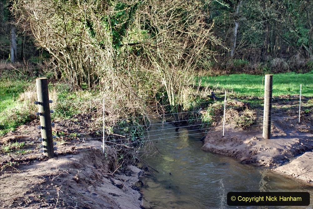 2020-01-09 Track renewal Cowpat Crossing to just beyond Dickers crossing. (47) 047