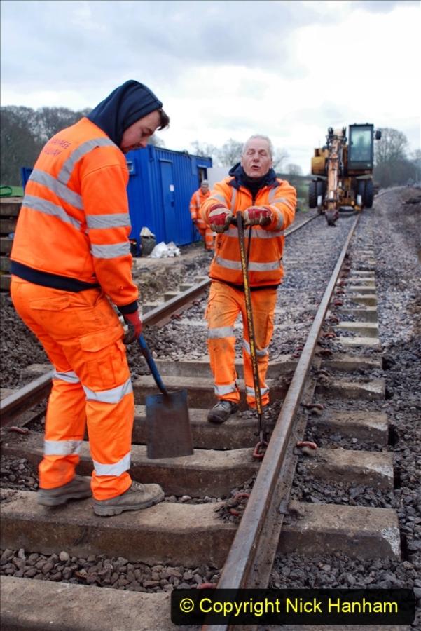 2020-02-06 Track renewal work & Tamper. (7) 007