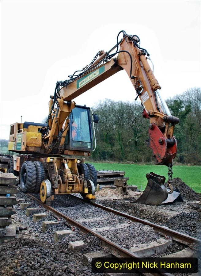 2020-02-06 Track renewal work & Tamper. (11) 011