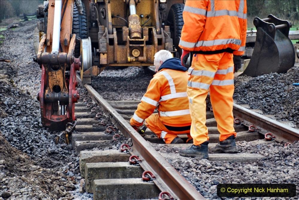 2020-02-06 Track renewal work & Tamper. (14) 014