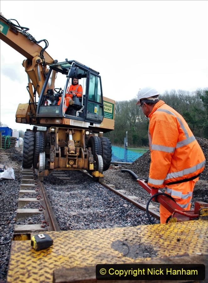2020-02-06 Track renewal work & Tamper. (15) 015