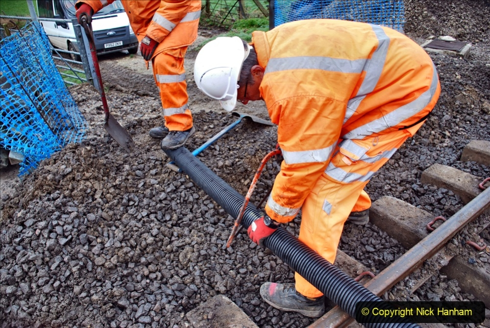 2020-02-06 Track renewal work & Tamper. (19) 019