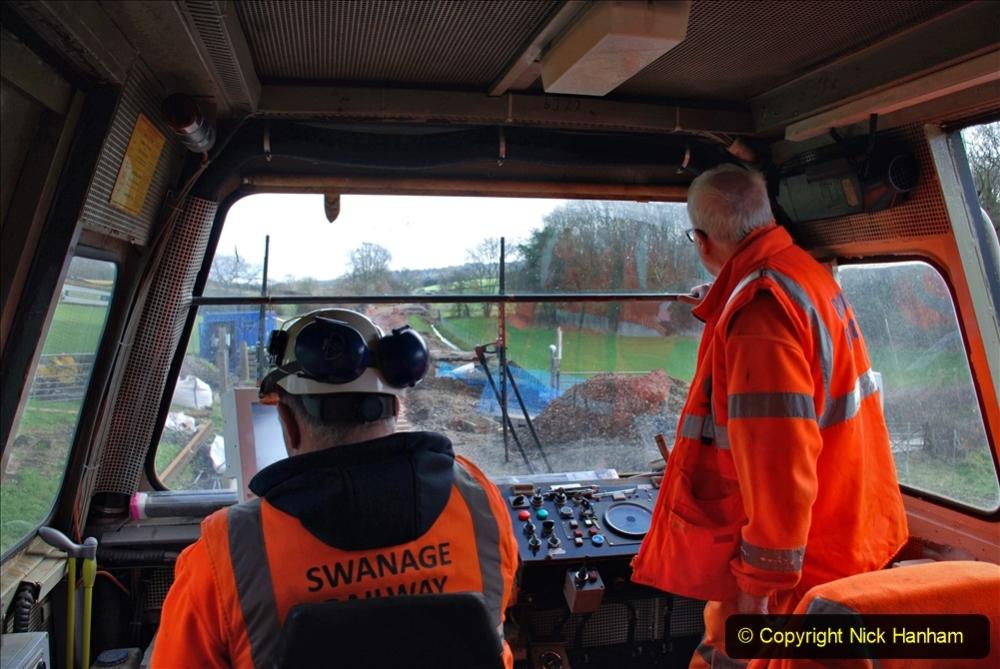 2020-02-06 Track renewal work & Tamper. (90) 090