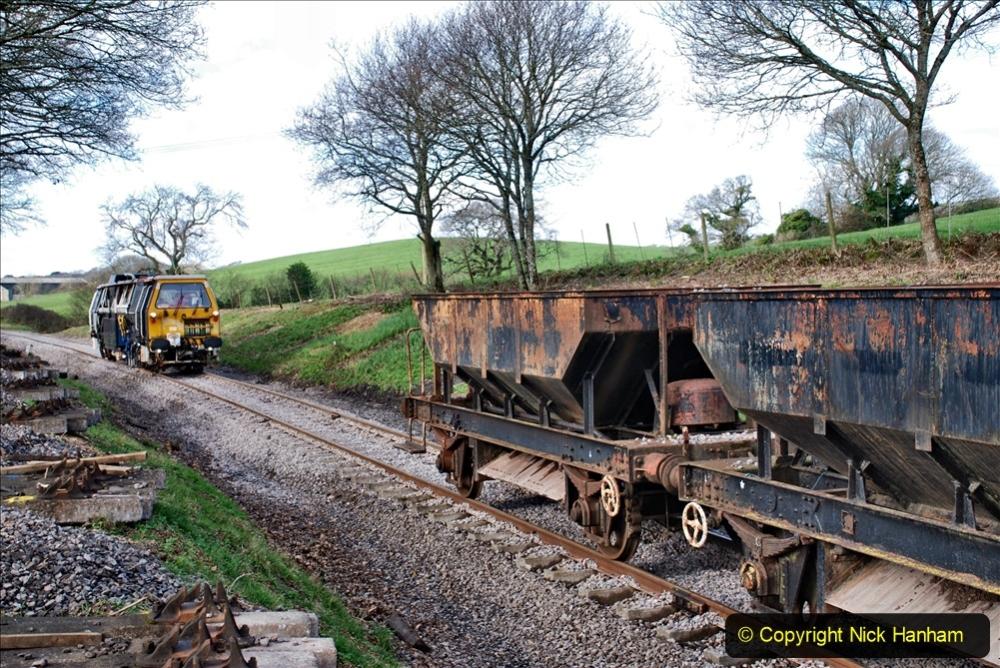 2020-02-06 Track renewal work & Tamper. (117) 117
