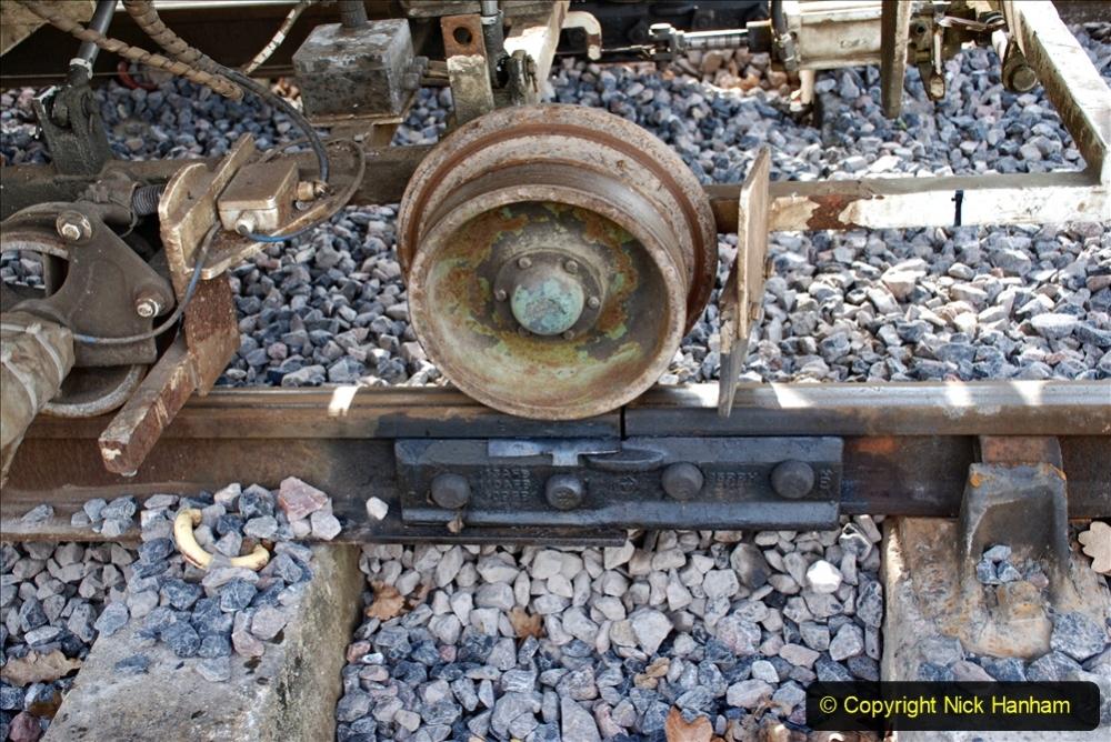 2020-02-06 Track renewal work & Tamper. (134) 134