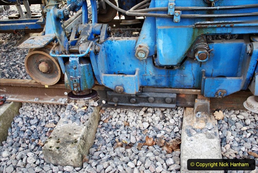 2020-02-06 Track renewal work & Tamper. (136) 136