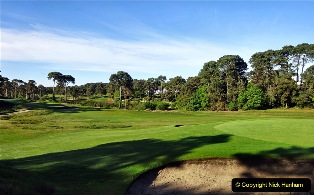 2020-05-04 Covid 19 walk Parkstone Golf Club Poole, Dorset.  (19) 019