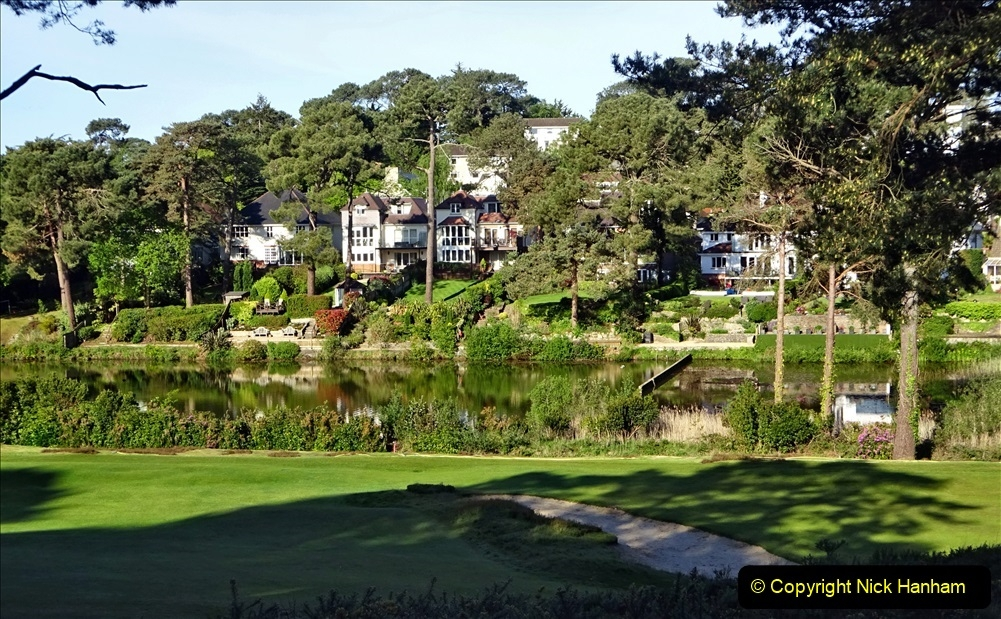 2020-05-04 Covid 19 walk Parkstone Golf Club Poole, Dorset.  (25) 025