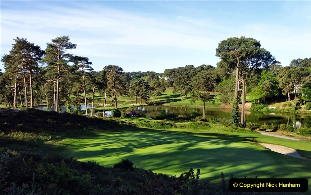 2020-05-04 Covid 19 walk Parkstone Golf Club Poole, Dorset.  (27) 027