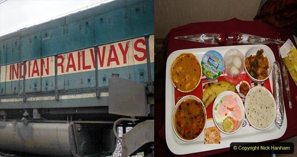 Railway Food. (50) 050