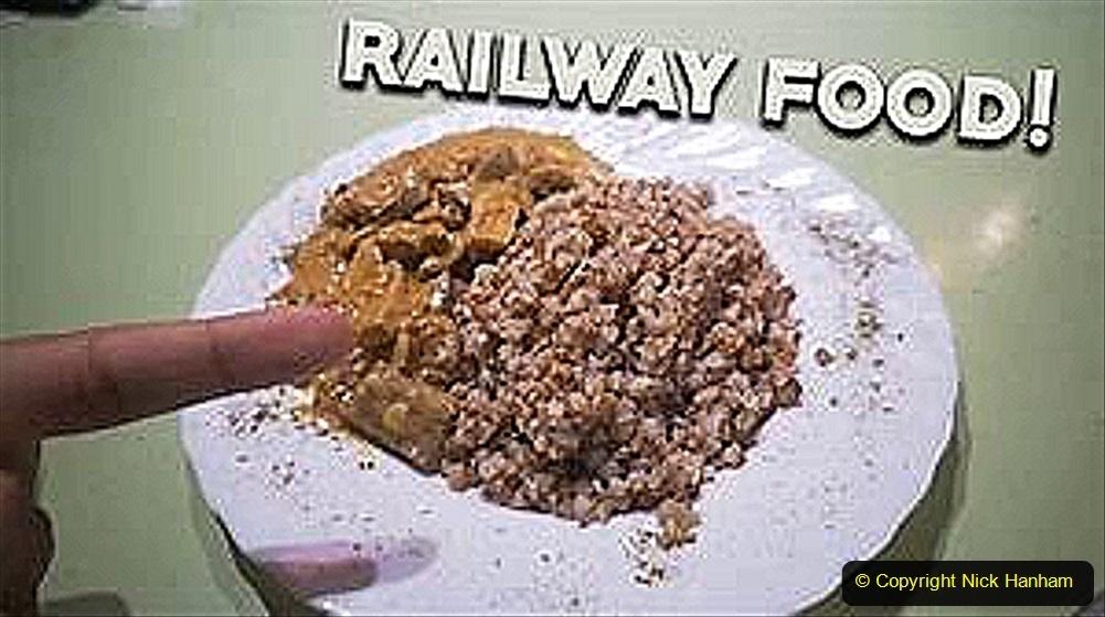 Railway Food. (80) 080