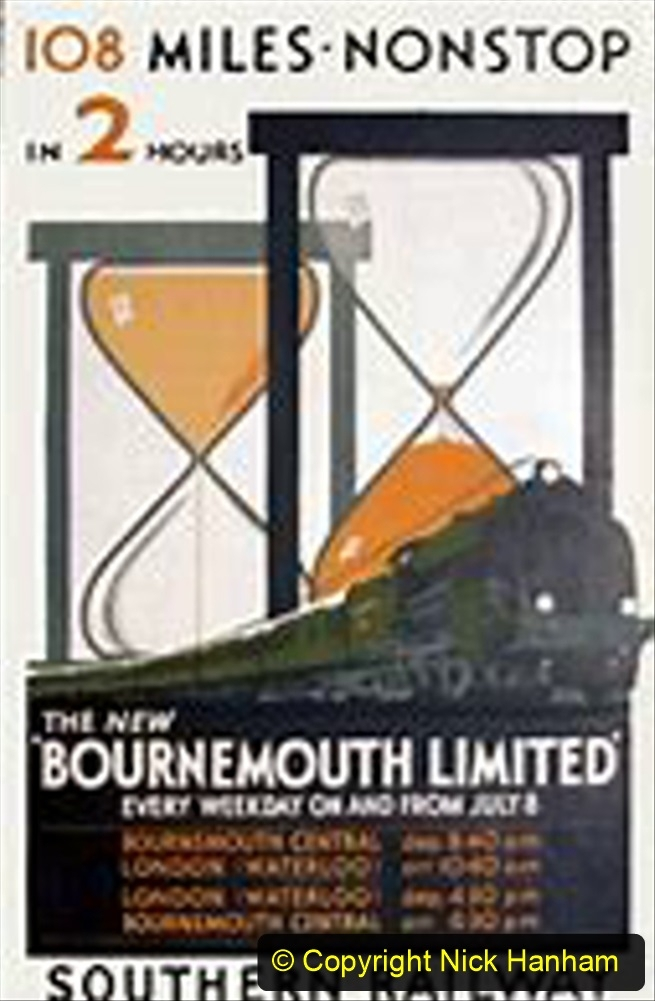 Railway Food. (101) The Bournemouth Belle. 101