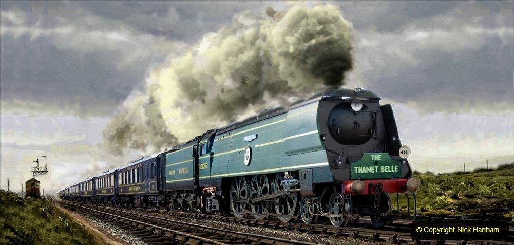 Railway Food. (103) The Devon Belle. 103