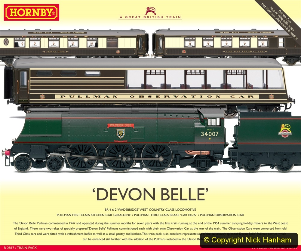 Railway Food. (111) The Devon Belle. 111