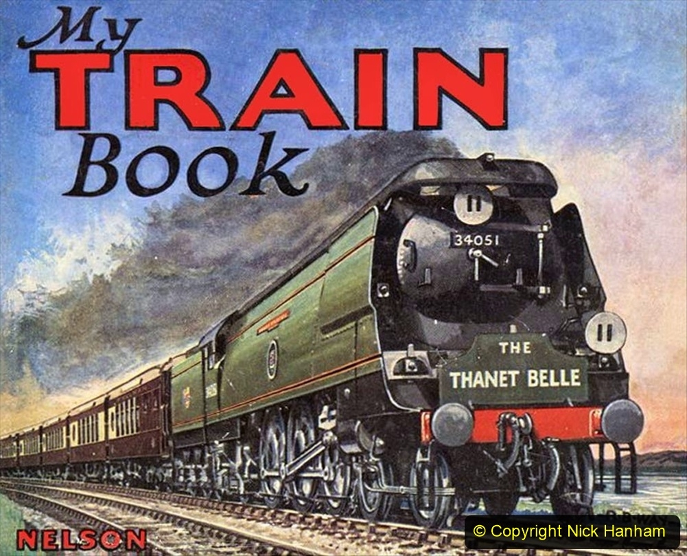 Railway Food. (121) The Thannet Belle. 121