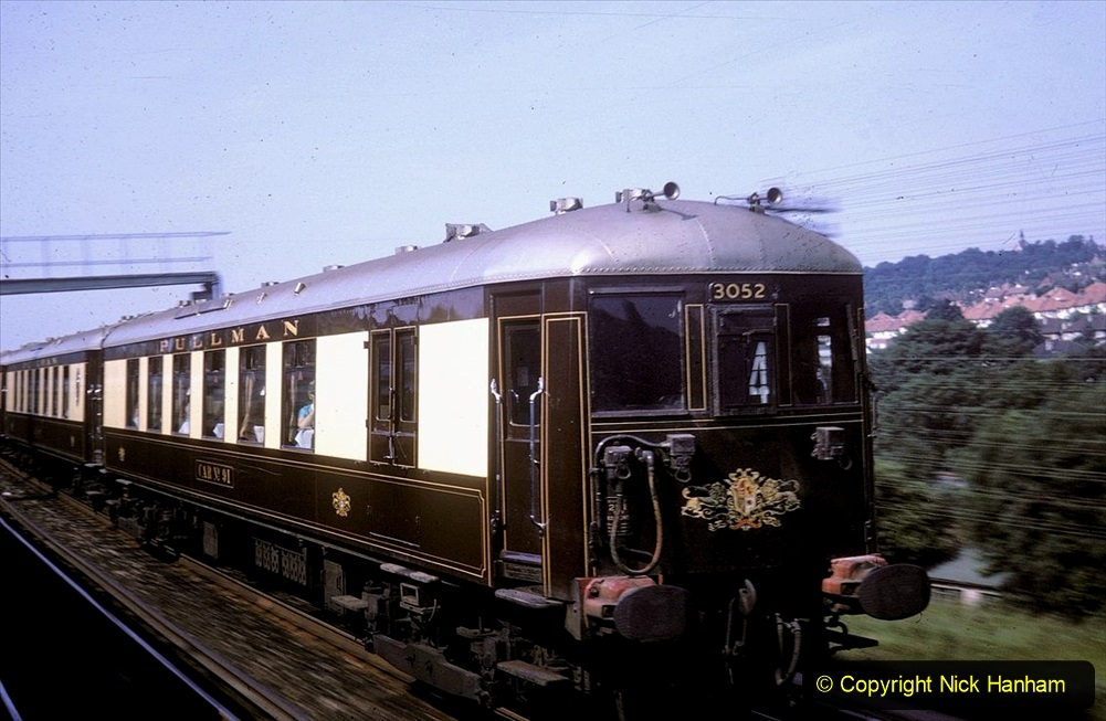 Railway Food. (126) The Brighton Belle. 126