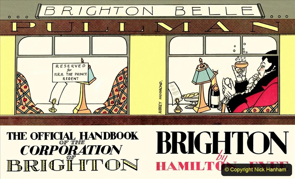 Railway Food. (138) The Brighton Belle. 138