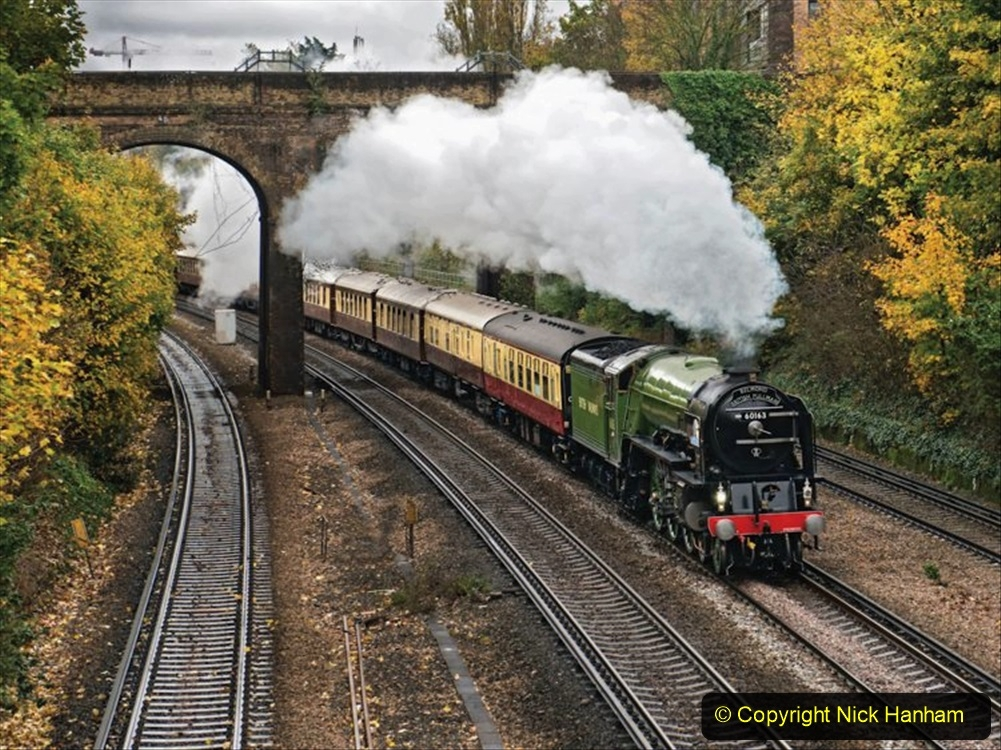 Railway Food. (142) The Brighton Belle. 142