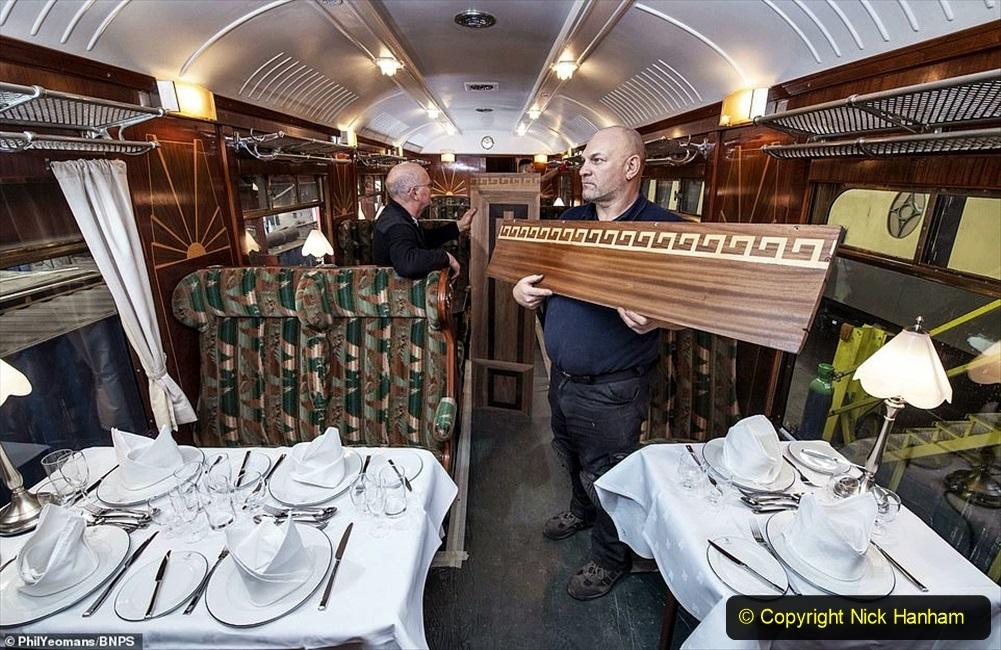 Railway Food. (146) The Brighton Belle. 146
