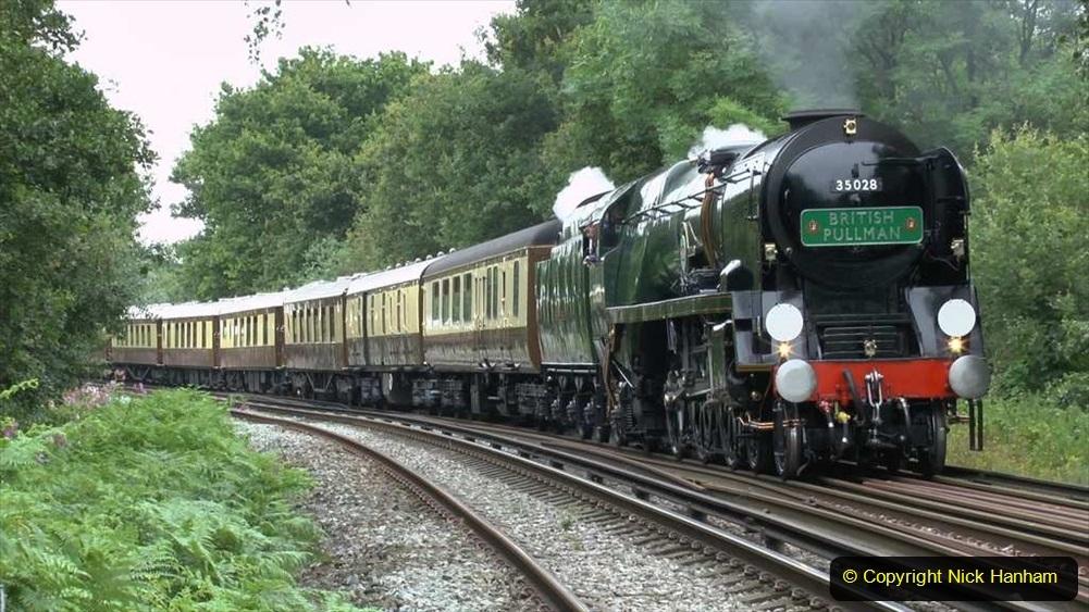 Railway Food. (155)  Pullmans. 155