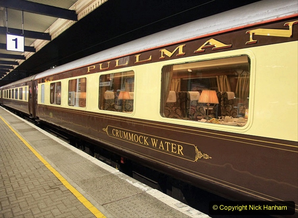 Railway Food. (163)  Pullmans. 163