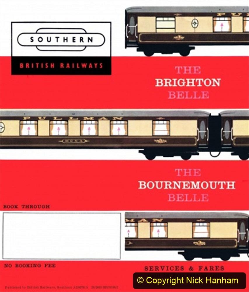 Railway Food. (164)  Pullmans. 164