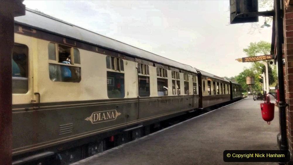 Railway Food. (167)  Pullmans. 167