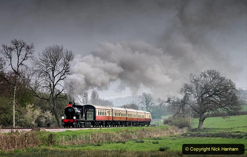Railway Food. (175) The Wessex Belle Swanage Railway. 175