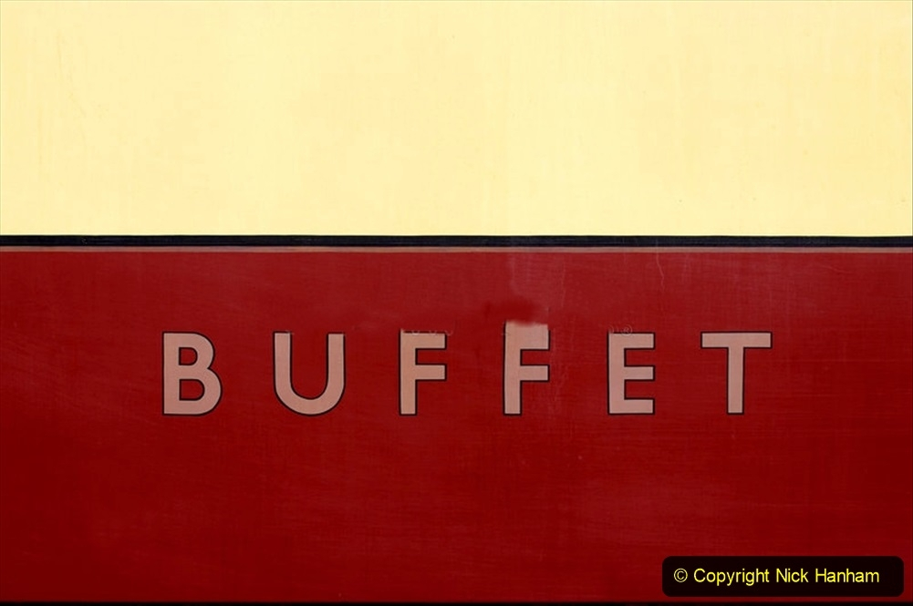 Railway Food. (177) The Wessex Belle Swanage Railway. 177