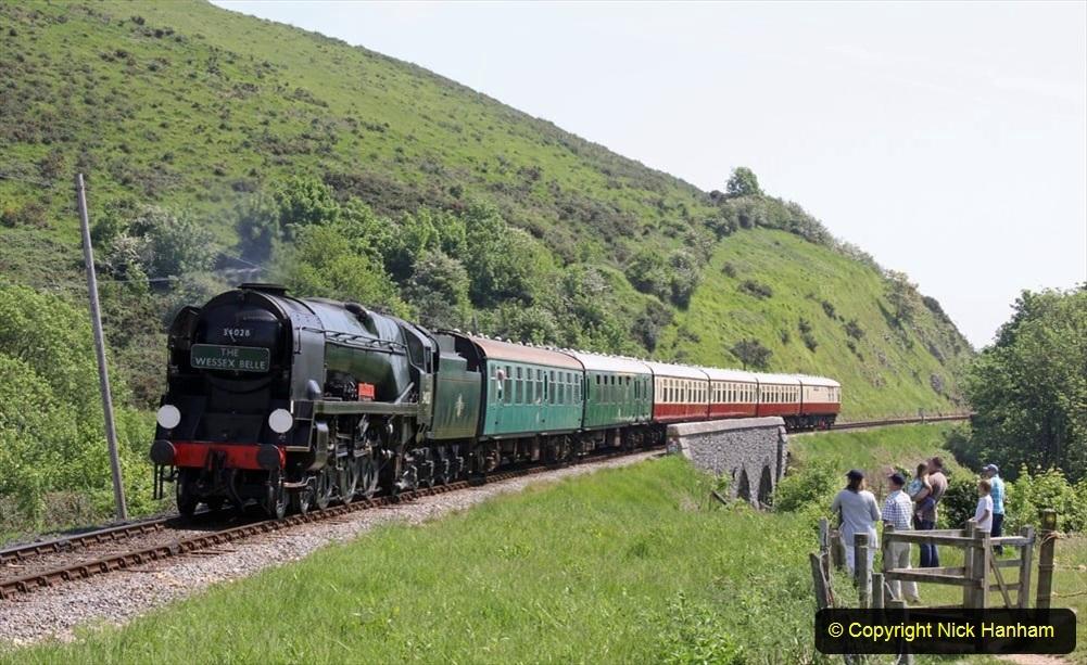 Railway Food. (178) The Wessex Belle Swanage Railway. 178