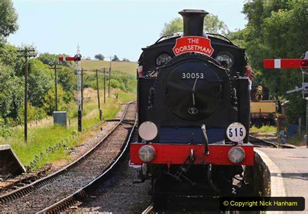 Railway Food. (180) The Wessex Belle Swanage Railway. 180