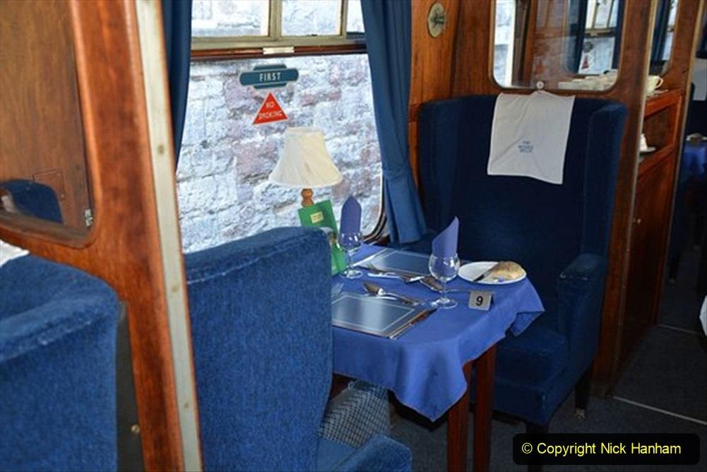 Railway Food. (183) The Wessex Belle Swanage Railway. 183