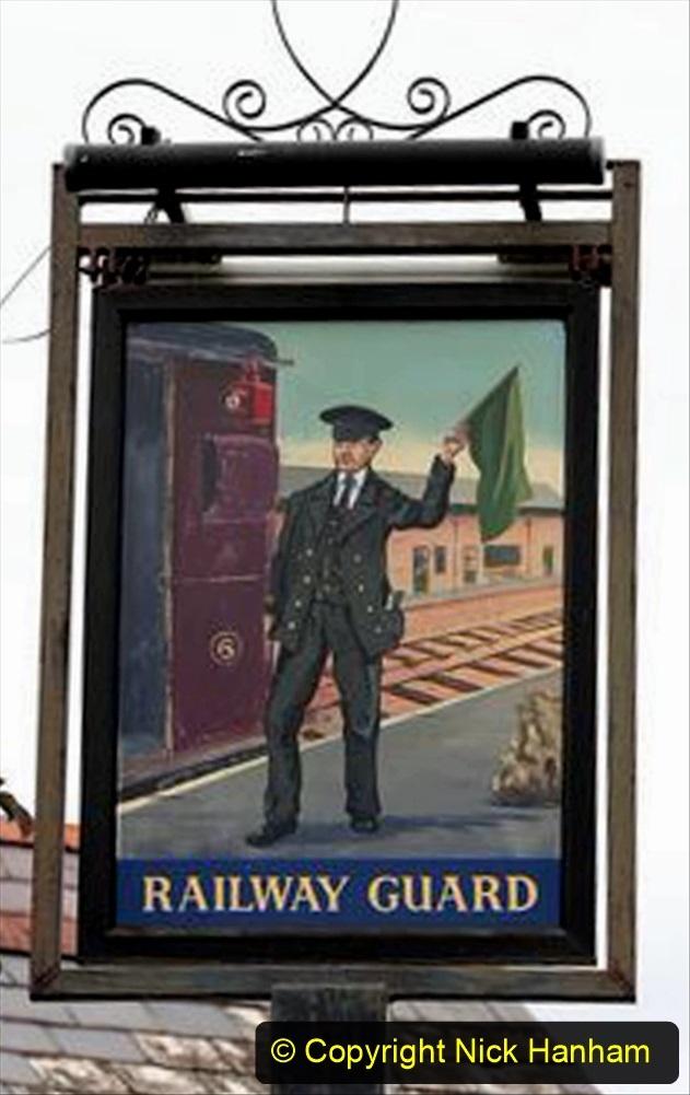 Railway Food. (191) Pub Signs. 191