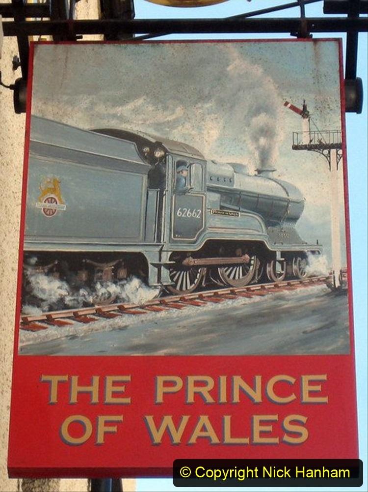 Railway Food. (199) Pub Signs. 199