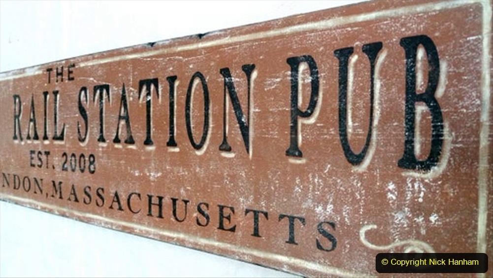 Railway Food. (210) Pub Signs. 210