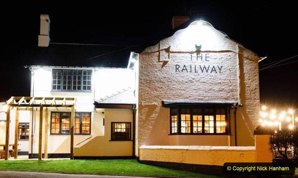 Railway Food. (226) Pub Signs. 226