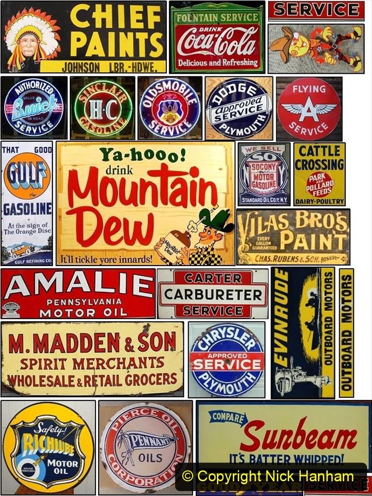 Railway Food. (230)  Posters. 230