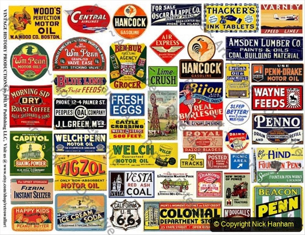 Railway Food. (237)  Posters. 237