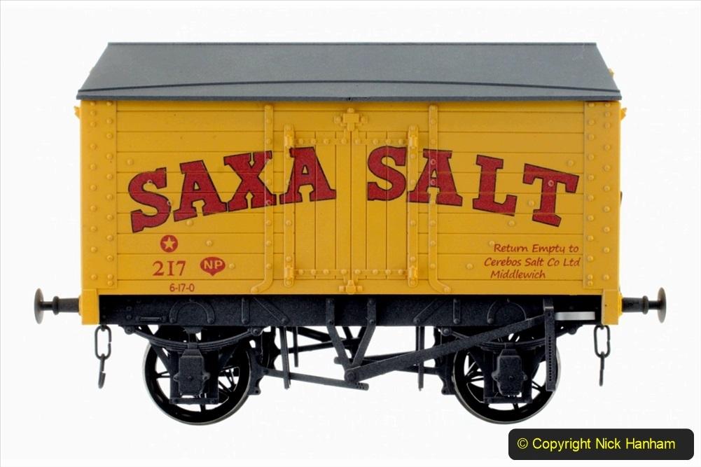 Railway Food. (243) Wagons. 243