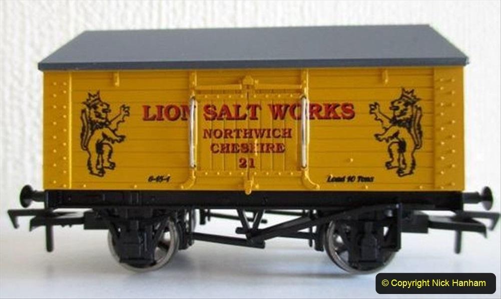 Railway Food. (246) Wagons. 246