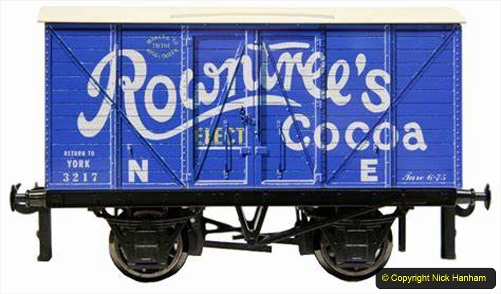 Railway Food. (247) Wagons. 247