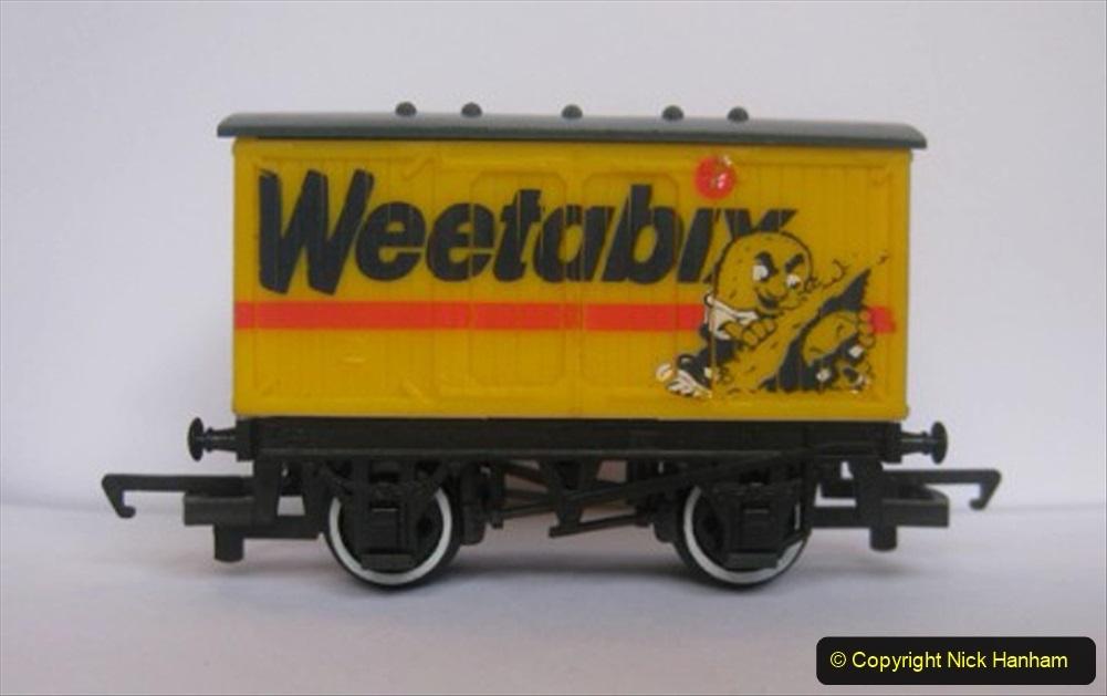 Railway Food. (249) Wagons. 249