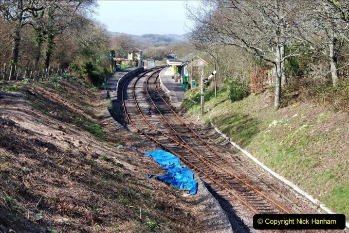 2020 03 23 Covid 19 shuts the Swanage Railway (75) 075