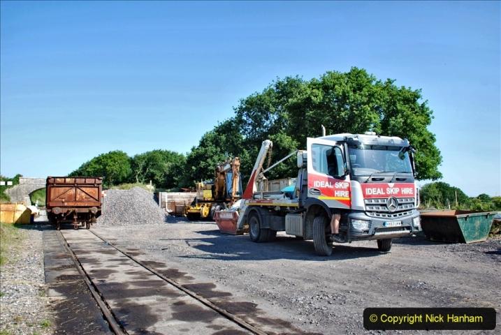 2020-06-23 Swanage Railway still in lockdown. (11) Norden. 011