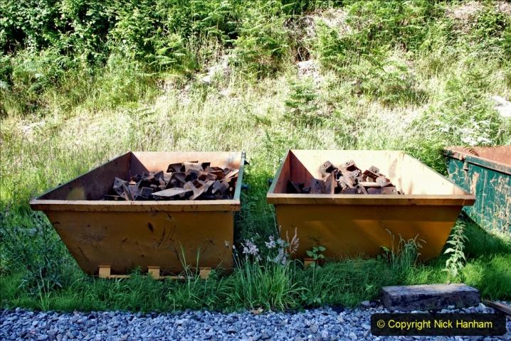 2020-06-23 Swanage Railway still in lockdown. (16) Norden. 016