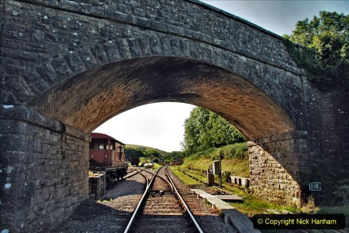 2020-06-23 Swanage Railway still in lockdown. (22) Norden. 022
