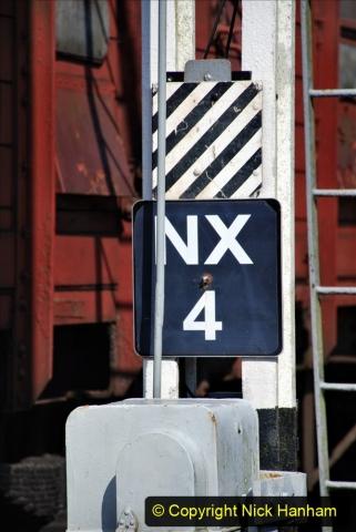 2020-06-23 Swanage Railway still in lockdown. (31) Norden. 031